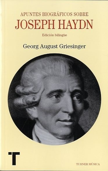 Joseph Haydn - Georg August Griesinger - Turner