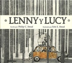 Lenny y Lucy - Philip C. Stead - Oceano