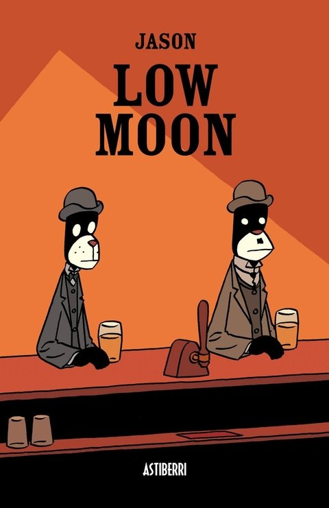 Low Moon - Jason - Astiberri