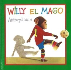 Willy el mago - Anthony Browne - FCE