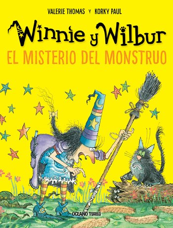 WINNIE Y WILBUR: EL MISTERIO DEL MONSTRUO - Valerie Thomas/Korky Paul - OCEANO TRAVESIA