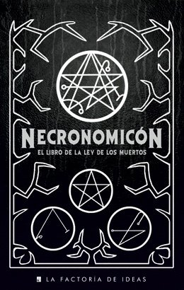 NECRONOMICON - SIMON SIMON - LA FACTORIA DE IDEAS