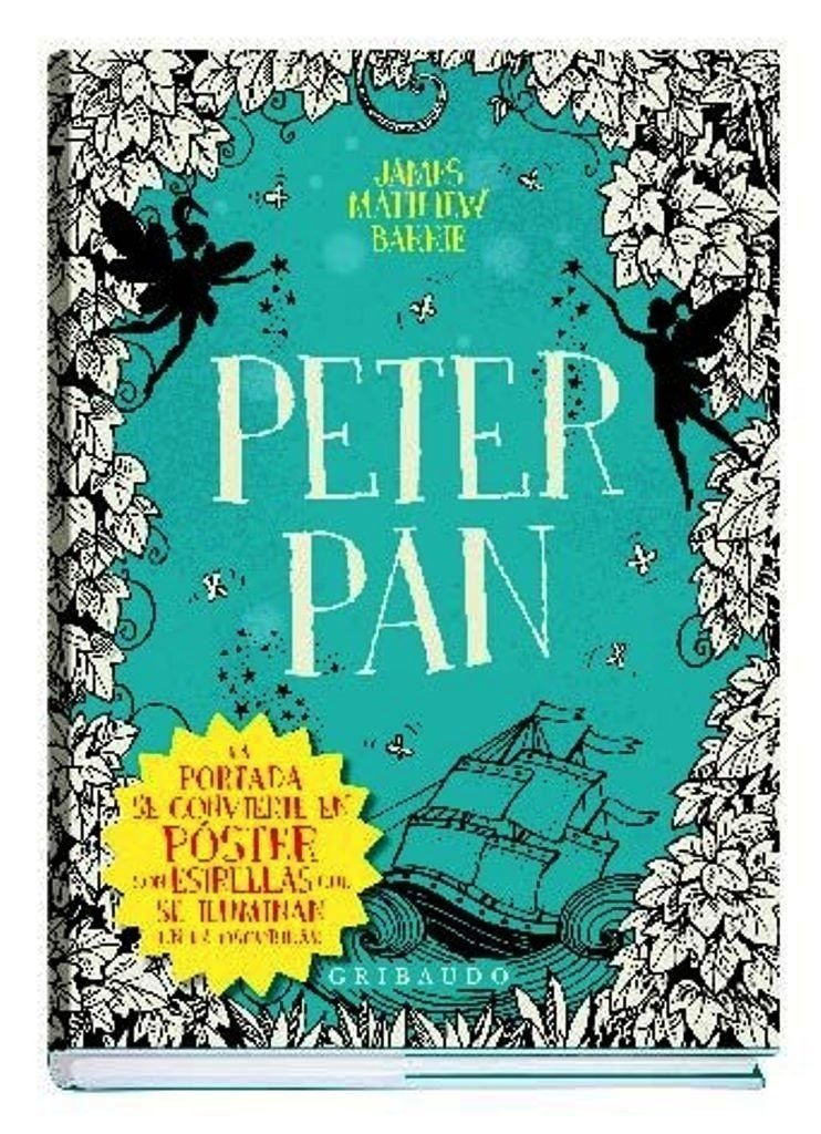 Peter pan - James M. Barrie - Gribaudo