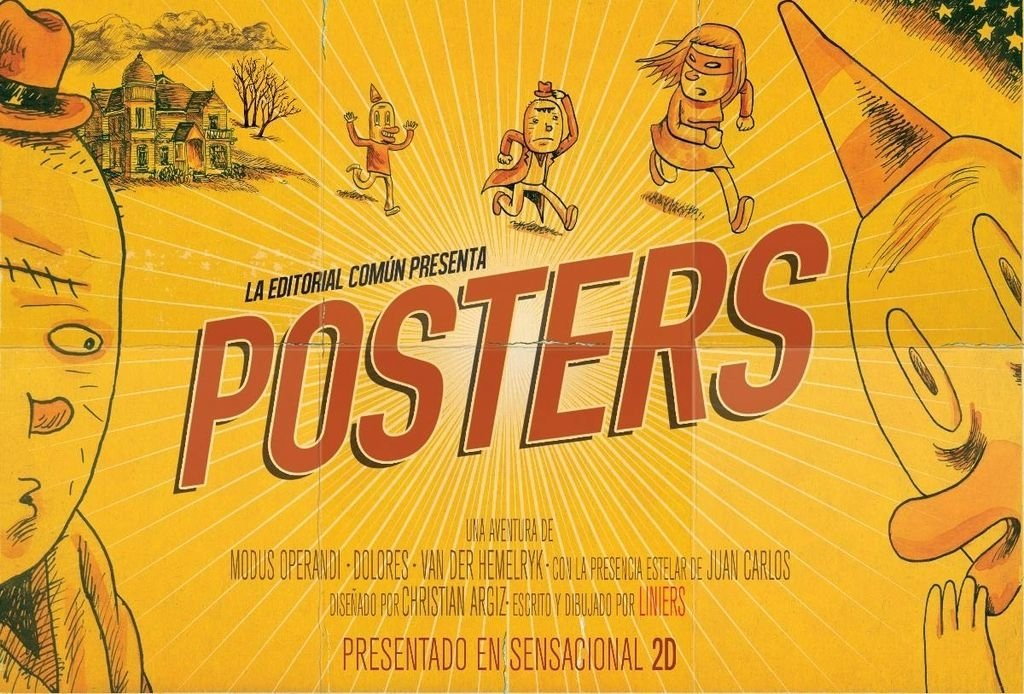 Posters - Liniers - Común