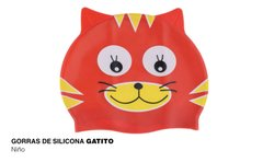 GORRO JUNIOR - GATITO