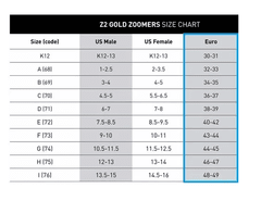Z2 GOLD ZOOMERS - comprar online