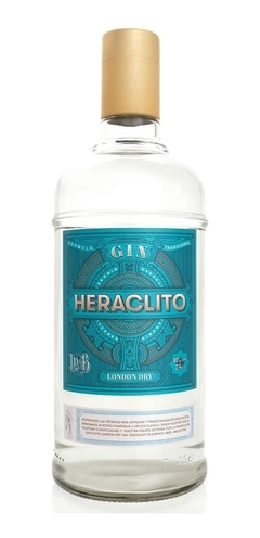 GIN HERÁCLITO & MACEDONIO LONDON DRY
