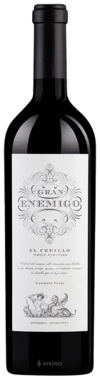 GRAN ENEMIGO SINGLE VINEYARD EL CEPILLO 2014 - comprar online