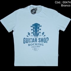 Camisa Guitar Shop Rocking Cód.: 00474