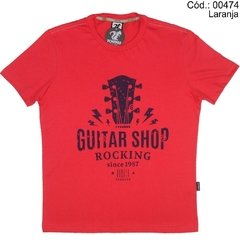 Camisa Guitar Shop Rocking Cód.: 00474 - comprar online