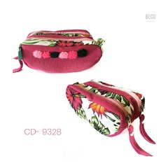CARTUCHERA DOBLE - 9328 -