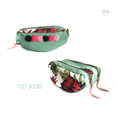 CARTUCHERA DOBLE - 9339 -