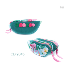 CARTUCHERA DOBLE - 9345 -