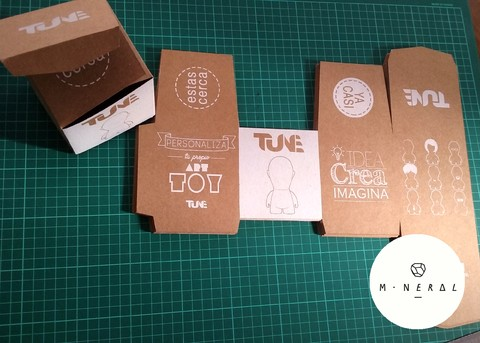 Packaging Art Toy/ Tune - tienda online
