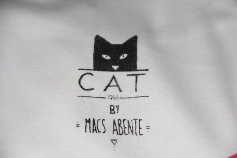 Remeras CAT Yoga - comprar online