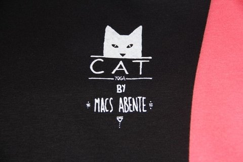 Remeras CAT Yoga en internet