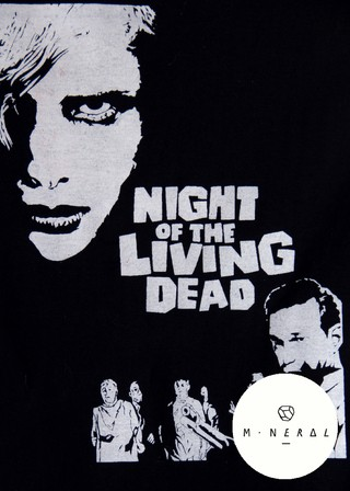 Remeras Night of the living dead