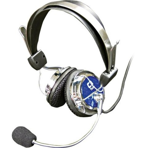Headset Gamer PTERODAX 2322RC Prata C3 TECH - 34827