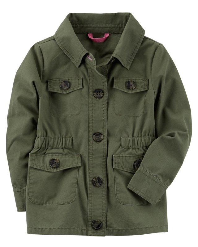 ♡ CAMPERA BABY MIX PARKA ♡ en internet