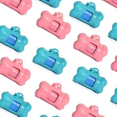 Poop Bag Holder  CYAN - comprar online