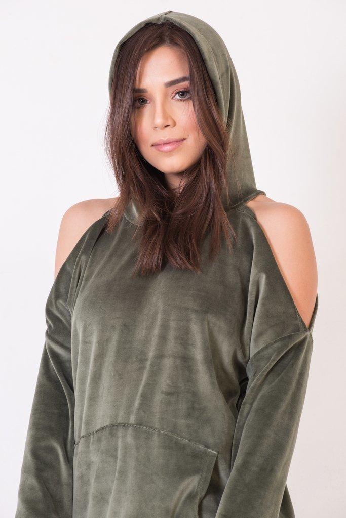 1a71b4d22b16 Vestido Jade verde - Comprar em Isa Caritá brand