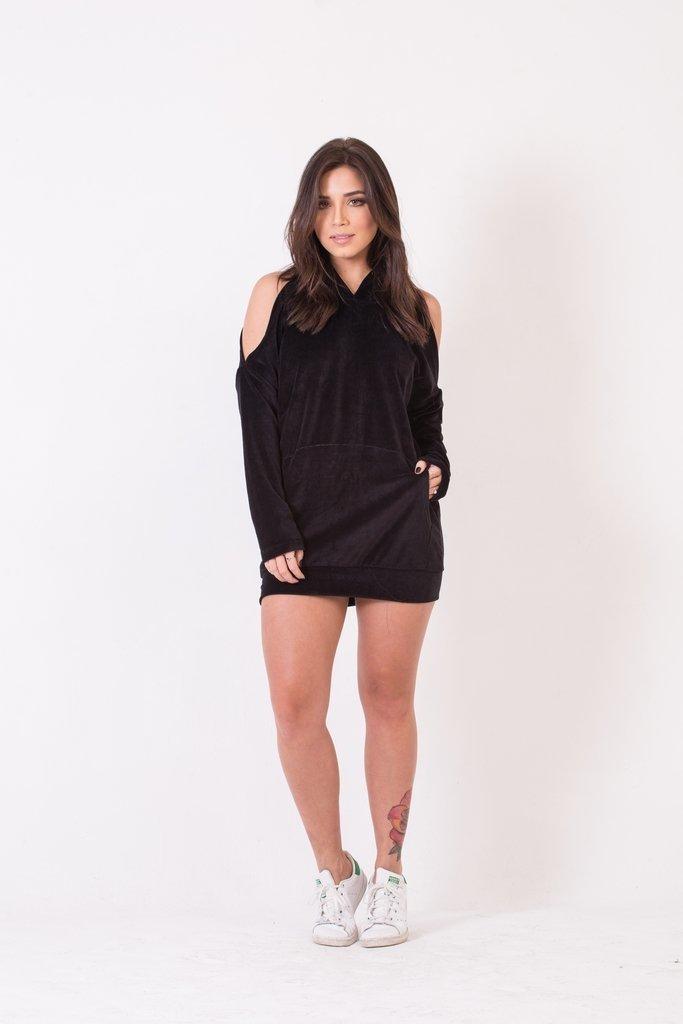 e4808a26aa2a Vestido Jade preto - Comprar em Isa Caritá brand
