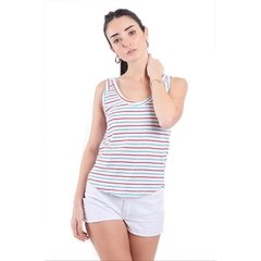 Pack de 3 Musculosa Rayada escote U Art 7518 FRESH