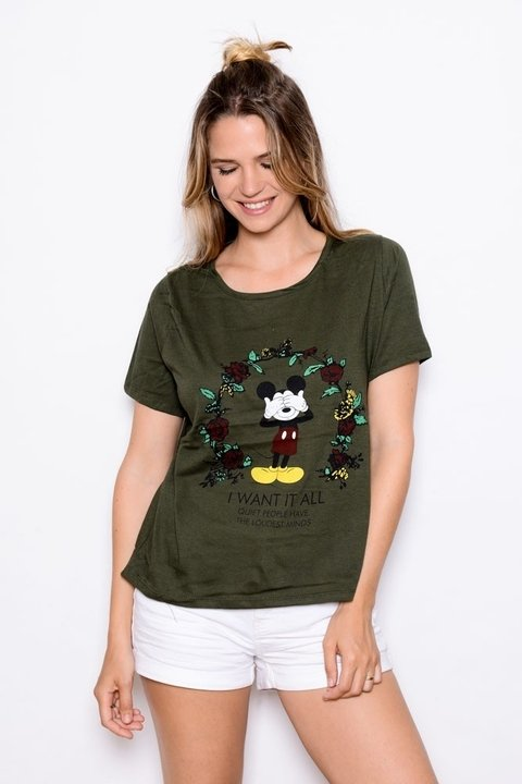 Remera Mickey I want it al  Art 9863 EM en internet