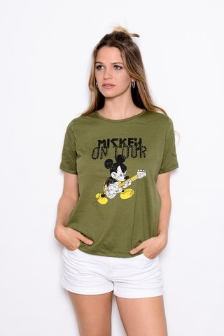 Remera Mickey on tour Art 9863/1 EM