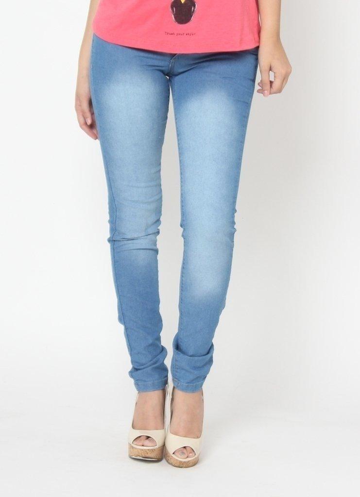 17d92256b6 Pack de 3 Jeans elastizado localizado