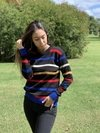 SWEATER MULTI RAYAS FK
