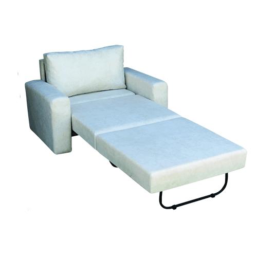 Sill n cama de 80cm brazo ancho easy living for Sofa cama 150 cm ancho
