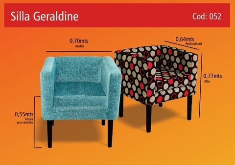 Silla Geradine - Easy Living
