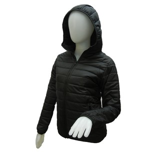 Campera Ultrasoft Dama Color Negro