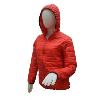 Campera Ultrasoft Dama Color Rojo