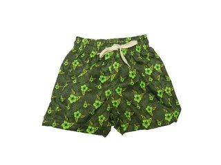Short de Baño para Niño Smooth Verde