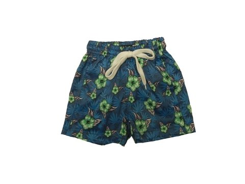 Short de Baño para Niño Smooth Azul