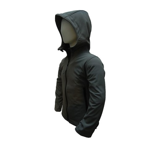 Campera Softshell Cap Nene Color Gris