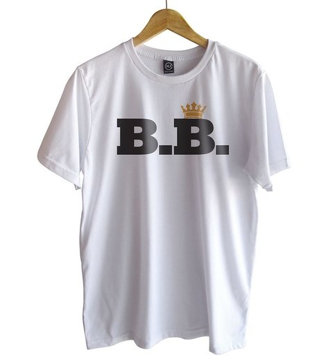 T-shirt Nego John B.B.King