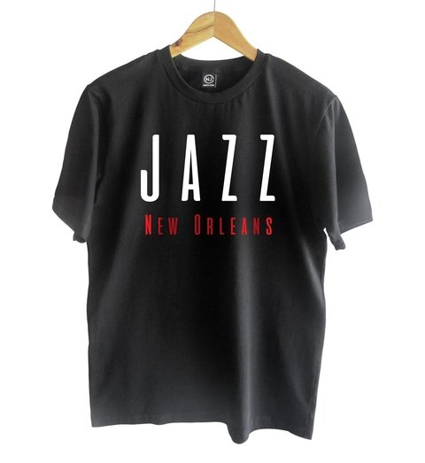t-shirt jazz new orleans