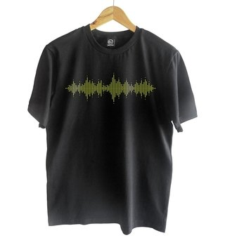 T-shirt Nego John Sound