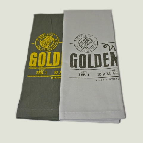 SET X2 REPASADORES GOLDEN TICKET 46X56 - comprar online