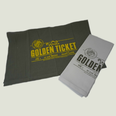 SET X2 REPASADORES GOLDEN TICKET 46X56