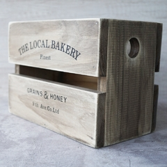 CAJON VINTAGE NATURAL BAKERY en internet
