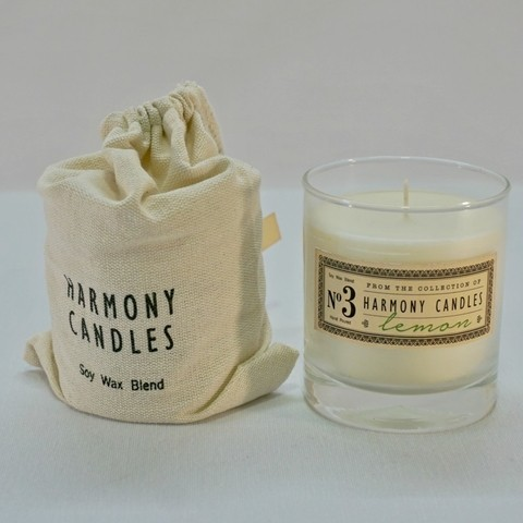 HARMONY CANDLE LEMON