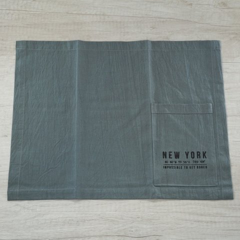 SET X4 INDIVIDUALES NEW YORK  34X44 - comprar online