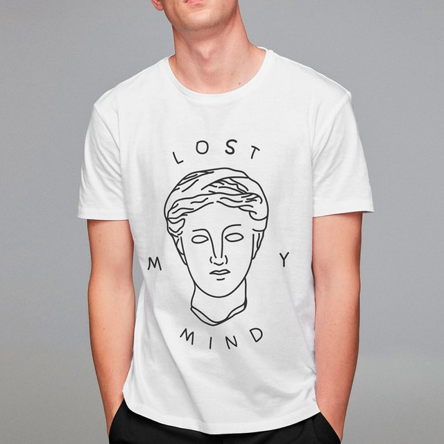 Remera Lost My Mind