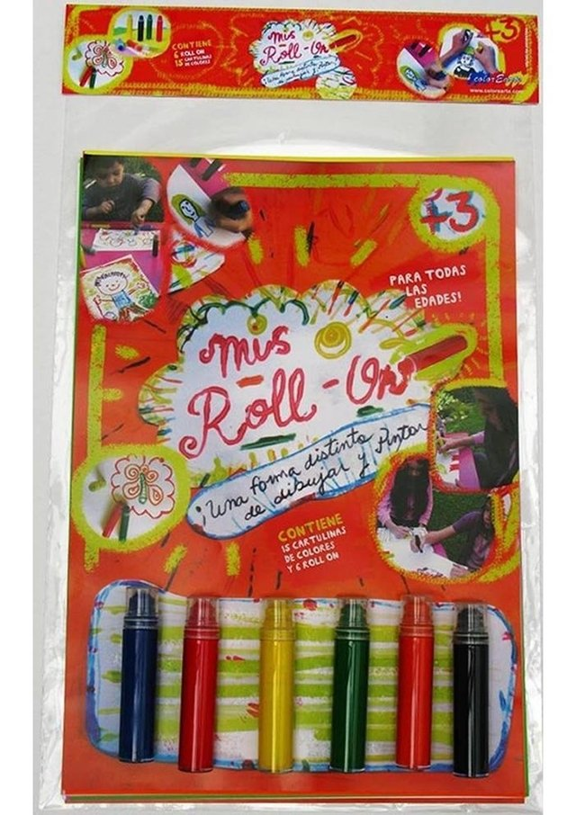 Pintura Roll-On en internet