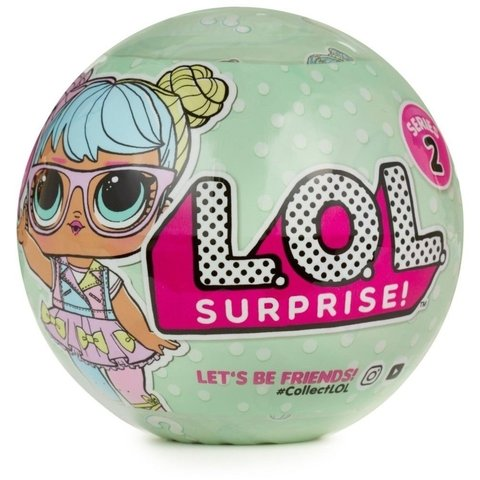 LOL SURPRISE DOLLS SERIE 2