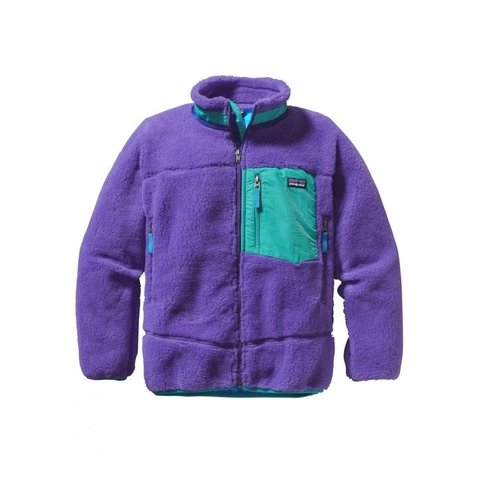 PATAGONIA GIRLS RETRO VIOLETA